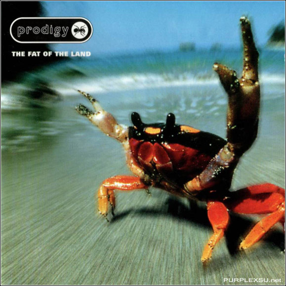 The Prodigy The Fat of the Land (1997)
