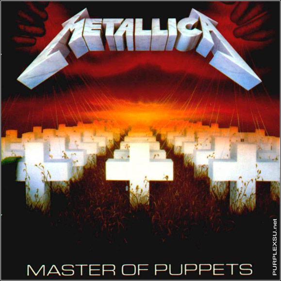 Metallica Master of Puppets (1986)