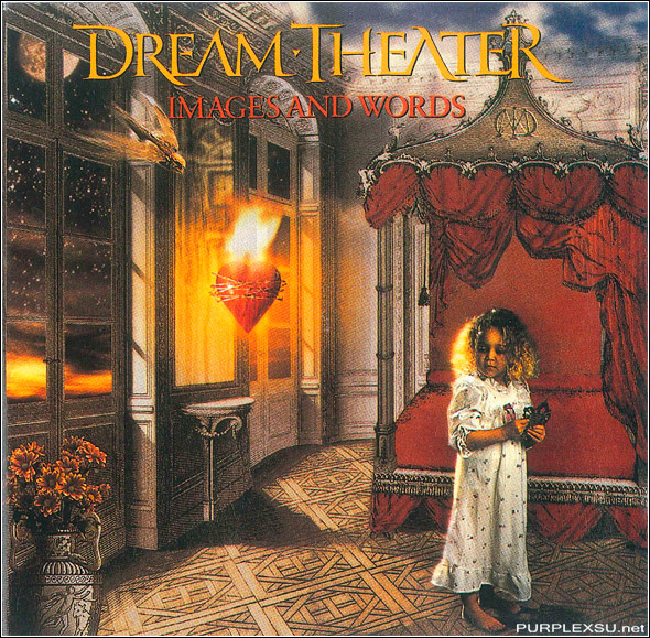 Dream Theater Images and Words (1992)