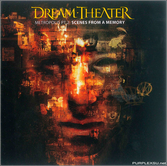 Dream Theater Metropolis Pt. 2: Scenes from a Memory (1999)