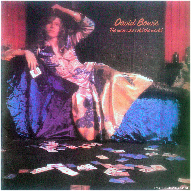 David Bowie The Man Who Sold the World (1970)