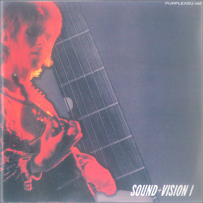 David Bowie Sound + Vision Ⅰ (1989)