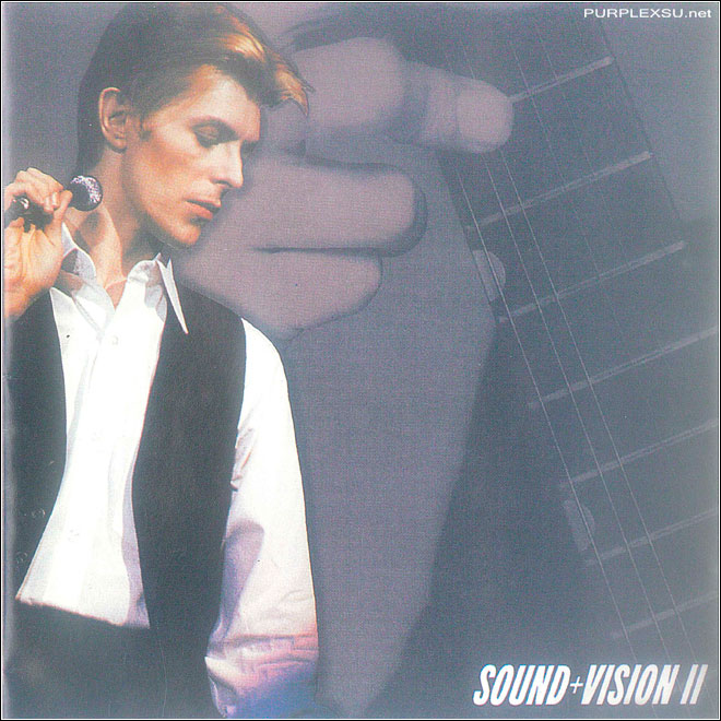 David Bowie Sound + Vision Ⅱ (1989)