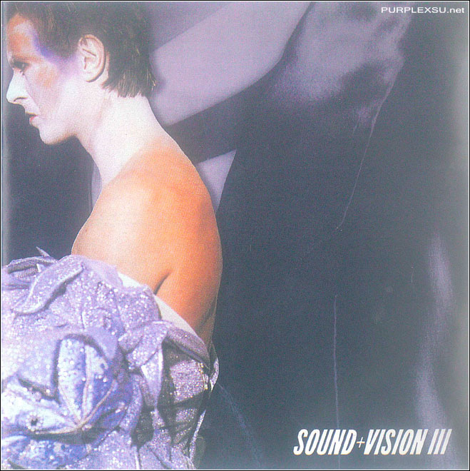 David Bowie Sound + Vision Ⅲ (1989)
