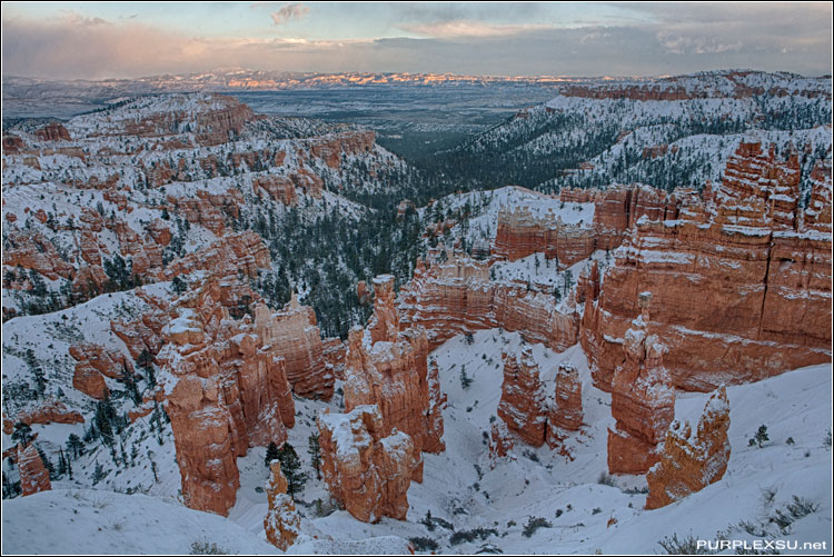 Bryce Canyon National Park(布莱斯峡谷国家公园),Sunset Point