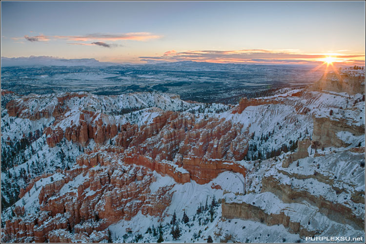 Bryce Canyon National Park(布莱斯峡谷国家公园),Bryce Point