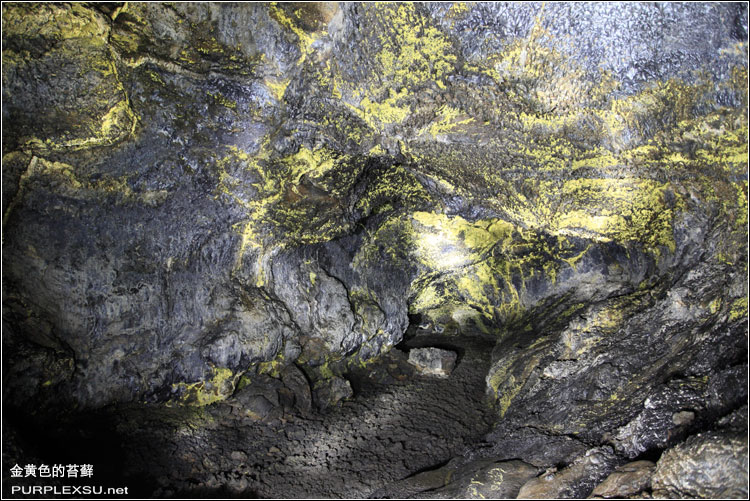 Lava Beds National Monument, Golden Dome Cave